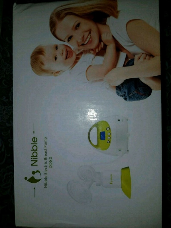 Nibble electric breast pump