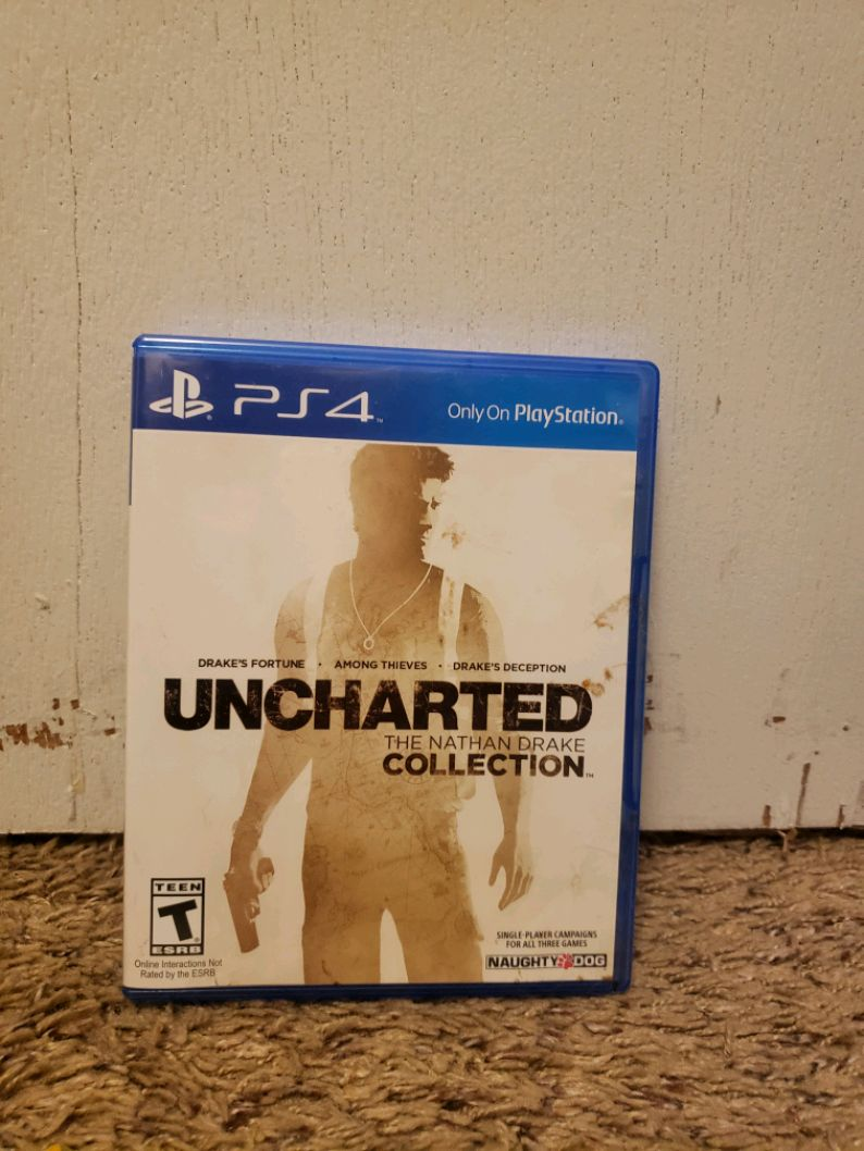 Photo Uncharted the Nathan Drake collection