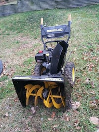 Black and Yellow Snow Blower Beltsville, 20705