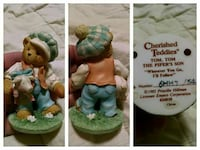 cherished teddies tom tom the piper's son   Marysville, 95901