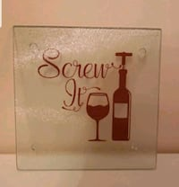 Small square cutting board Hagerstown