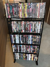 What's your Best Offer for These DVD's!!!! No Scratches! Over 180 in Excellent Condition! Asking $160 or best offer
