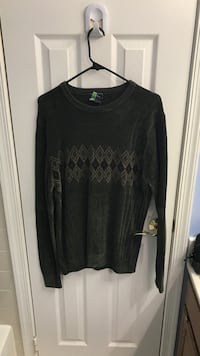 Dockers Forest Green Men's Sweater (Men's M) 11 km