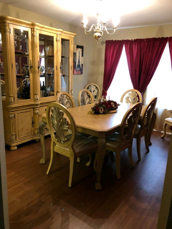 Used Dining Room Set For Sale In Houston Letgo