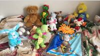 animals plush toys Greater Sudbury / Grand Sudbury
