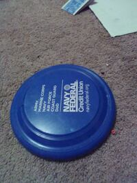 blue and black plastic container Richlands, 28574