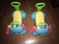 Baby ride ons, 2 for $15 Houston, 77064