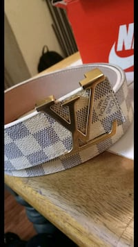 Louis Vuitton belt Houston, 77071