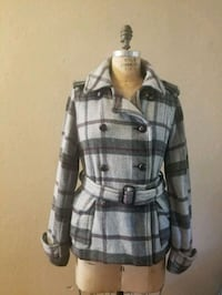 american eagle outfitters  plaid coat Dighton, 02764