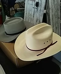 Western Hats.  Two SHEPLERS Mount Holly Springs, 17065