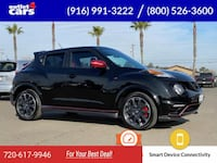 2015 Nissan JUKE NISMO RS suv Super Black