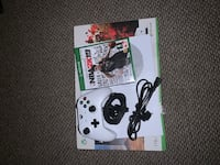 New xbox (used once) comes with 2k19 Philadelphia, 19135
