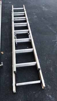 16 & 24 Ft Werner Green Tip Ext. Ladders Roanoke