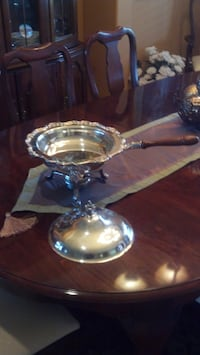 Silver Serving dish OMAHA