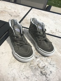 Toddler Vans Sk8-Hi ( 8C / Zip-up ) Capitol Heights, 20743