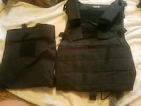 Airsoft vest with dump pouch  Jenks, 74037