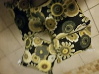 brown and yellow floral throw pillows Shelton, 06484