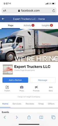 Looking to hire truck driver  Manteca