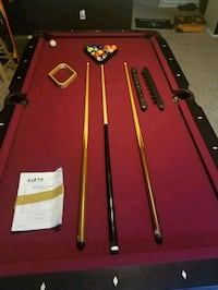 Fat cat reno 7 feet pool table for sale  Forney, 75126