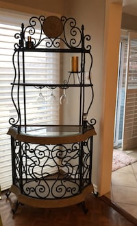 Wine rack / bar
