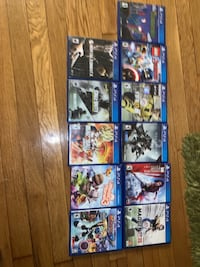 PS4  games, $24each