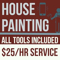 PAINTING painters house and condo Mississauga