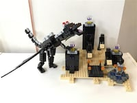 Lego Minecraft Ender Dragon #21117