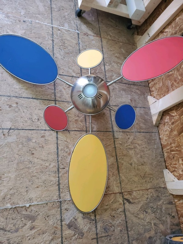 "54"" Cirque Ceiling Fan by Minka Aire Fans - F596-BN 5"