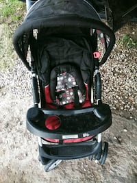 Brand new baby stroller only been stored never use Del City, 73115