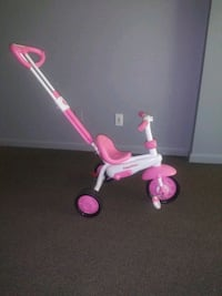 FisherPrice Little Girls Tricycle Lancaster