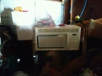 white and black microwave oven Huntsville, 35810