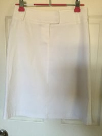 White skirt size M Vaughan, L6A 1M9