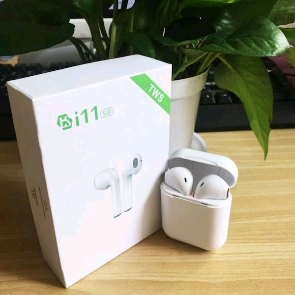 Brand New Airpods i11tws Earpods + Charging Case