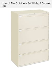 "Lateral 36"" Filing Cabinet No offer refused Ottawa, K2M 2Z3"