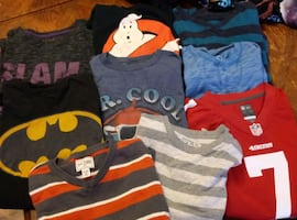 Boys 14/16 clothes lot