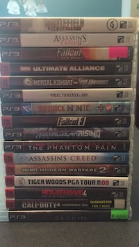 PS3  Games Mount Airy, 21771