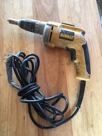 "Dewalt DWD110 3/8"" drywall screw gun Apple Valley, 55124"