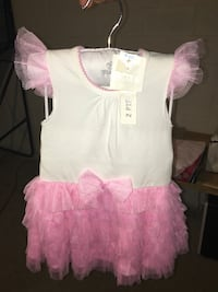 Fao schwarz infant birthday dress outfit 12 month Freehold township, 07728