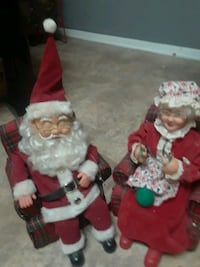 Old santa.and.mrs clause Parkville, 21234
