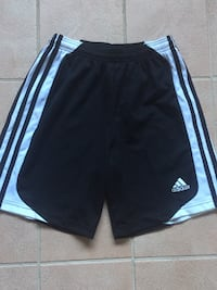 Adidas junior basketball shorts Black