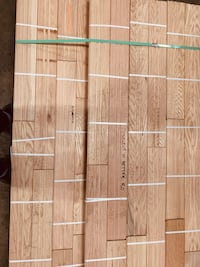 3-1/4 and 4-1/4 Red Oak solid  Hardwood flooring