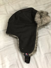 black and gray fur jacket Edmonton, T5C 2T5