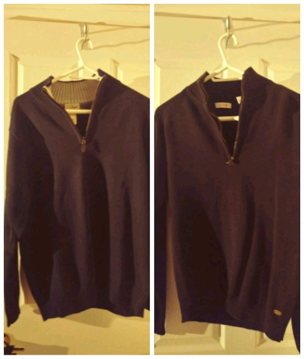 Mens Pullover Cotton Sweaters