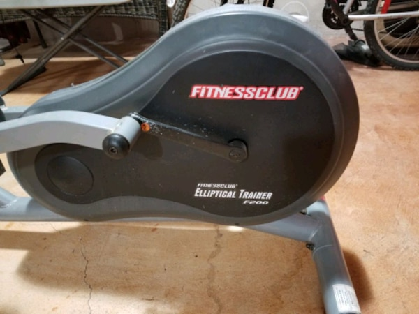 Eliptical Trainer in good condition  2