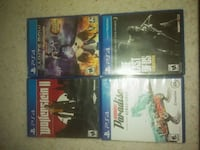 PS4 games Centreville, 20120