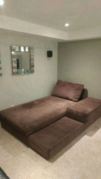 Charcoal coloured Chaise Lounge Barrie, L4N 0R7