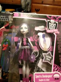 monster high doll,new in box Leesburg, 20176