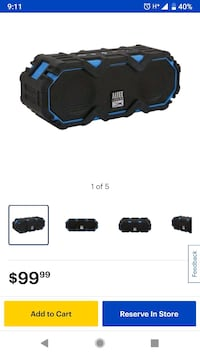 Altec lansing mini lifejacket H20-3 Brampton, L6W 4S7