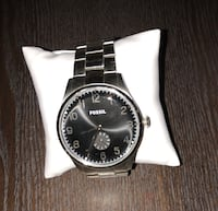 Fossil Watch - silver and black Toronto, M1S 0G3