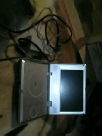 Portable DVD Player( Brand Name- Initial) 360 mi